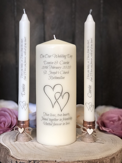 NF - Two Lives, Two Hearts Unity Set-