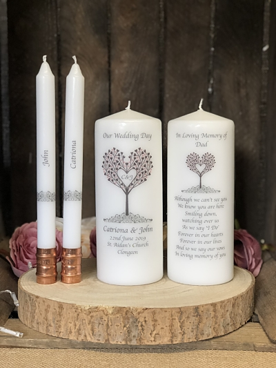 NF - Wedding Tree 4 Unity & Remembrance Set-