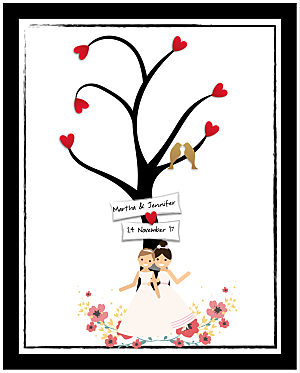 Tree of Love 3 - Brides Day Out-