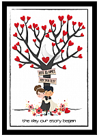 Tree of Love - The day our story began....-